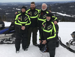 Snowmobile Tours in Ontario and Quebec, CA | Ontario Snowcruises, LTD | Snow Crew